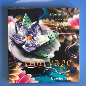Omiyage book